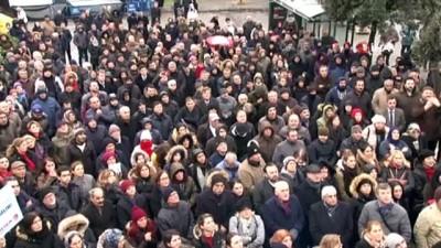 otopark sorunu -  İmamoğlu'ndan Şişli'de greve giden temizlik işçilerine çağrı