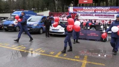 Jandarma teşkilatının 180. kuruluş yıldönümü - YALOVA