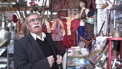 Tarihi ve kültürü 10 metrekarelik dükkanında yaşatıyor - BOLU