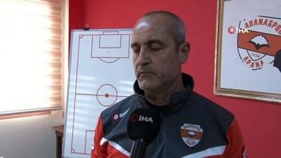 Yok Artık - Adanaspor'un 'nöbetçi' teknik direktörü