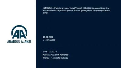 İş insanının temizlikçi ve ailesince öldürülmesi (2) - İSTANBUL