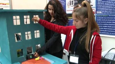 Lise öğrencilerinden 'hayat kurtaran' projeler