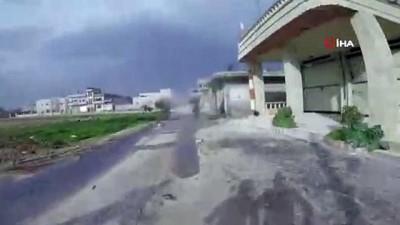 sivil savunma -  - Suriye'de roketli saldırı: 2 ölü