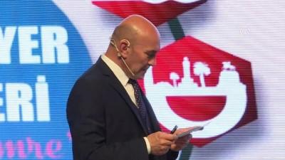 Tunç Soyer projelerini açıkladı - İZMİR
