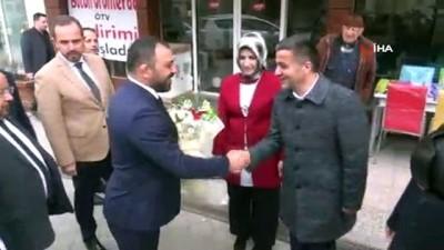 Bakan Yardımcısı Yerlikaya Çankırı'da