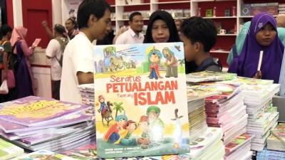 Endonezya'da 18. İslami Kitap Fuarı başladı - CAKARTA