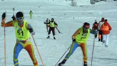 Kayaklı Koşu Ligi 2. Etap Yarışları tamamlandı - ARDAHAN