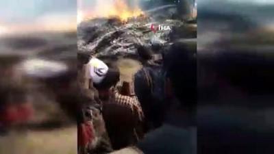 - Keşmir'de Tansiyon Yükseliyor - Hindistan'a Ait 2 Savaş Uçağı Düştü