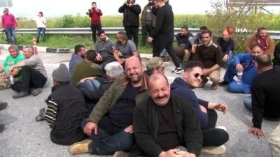 - KKTC'de Hayvan Yetiştiricileri Hükumeti Protesto Etti