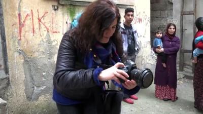 Suriyelilerin yaşantılarını fotoğraflarla anlatacak - TRABZON