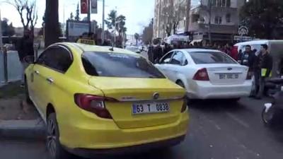 gaz sizintisi - Trafik kazası: 3 yaralı - ŞANLIURFA