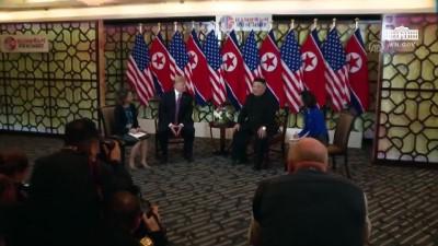 Trump-Kim görüşmesi (3) - HANOI