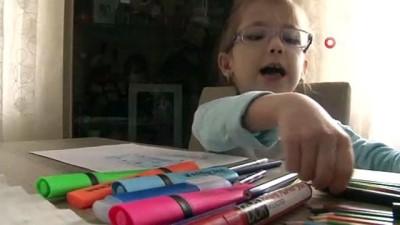 """Yüzde 93 engelli 5 yaşındaki kızın cevapsız sorusu: """"Beni bu hale kim getirdi?"""""""