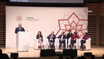 """- Dışişleri Bakanı Çavuşoğlu: """"İsrail turistlere problem çıkarmaya son vermeli"""" - """"Ürdün'ün yükünü paylaşmaya ihtiyacı var"""""""