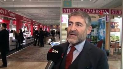 """Hazine ve Maliye Bakan Yardımcısı Dr. Nureddin Nebati: """"2.5 milyon istihdam Türkiye'de işsizlik sorununa katkı sağlayacak"""""""