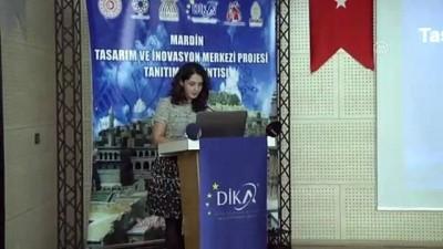 'Mardin Tasarım ve İnovasyon Merkezi' projesi - MARDİN