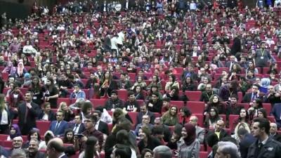 Milli Eğitim Bakanı Selçuk: 'Öğrencilerimizin yarışmalarını seyredince gelecek için umutlanmak daha da kolaylaşıyor' - ADANA