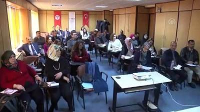 Tunus tarımda Türkiye tecrübesinden yararlanmak istiyor