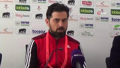 Hatayspor - Denizlispor maçının ardından