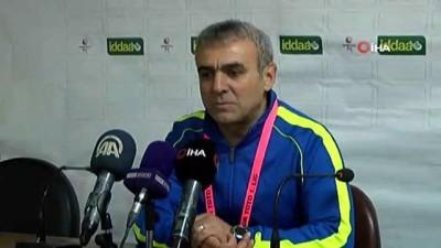 Tetiş Yapı Elazığspor-Giresunspor maçının ardından