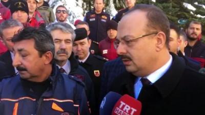 bolat -  Bursa Valisi Yakup Canbolat: 'Bizde herhangi bir kayıp müracaatı yok. 6 kişi olduğunu değerlendiriyoruz'