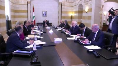 bolat - Hariri'den yeni hükümeti eleştirenlere tepki (1) - BEYRUT