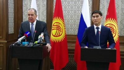 Rusya yeni bir 'Soğuk Savaş' beklemiyor - BİŞKEK