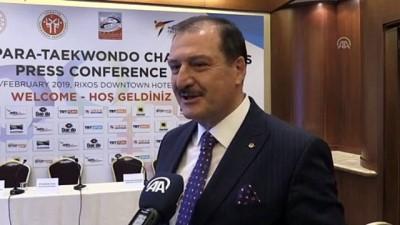 Antalya, tekvandoda üç büyük turnuvaya ev sahipliği yapacak