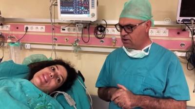 karaciger nakli - Karaciğer nakli sonrası gelen 'Mucize' - SAMSUN