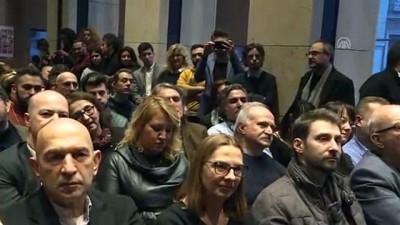 Orhan Pamuk'un 'Balkon Fotoğraflar' sergisi açıldı - İSTANBUL