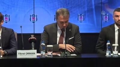 Orman: 'Gönderdiklerimizden 5 milyon euroluk bonservis getirisi sağladık' - İSTANBUL