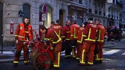 Paris'te bina yangını: 8 ölü, 30 yaralı - PARİS