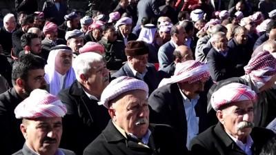Ezidilerin Ruhani lideri Mir Tahsin Beg toprağa verildi - DUHOK