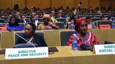 Afrika Birliği Komisyonu Başkanı Musa Faki Muhammed - ADDİS ABABA