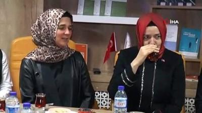 - AK Parti Genel Başkan Yardımcısı Fatma Betül Sayan Kaya, KADEM'i ziyaret etti - Sayan Kaya, Kadınlara mesajını Nevşehir'den verdi