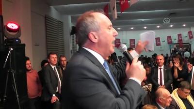 CHP'li Muharrem İnce - İZMİR