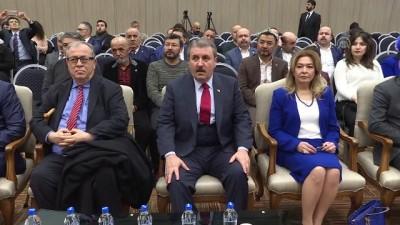 Destici: 'Doğu Türkistan halkı için bütün kısıtlamaların kaldırılması lazım' - ANKARA