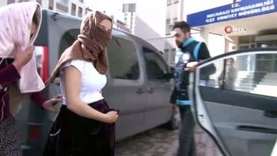 Kayseri polisinden operasyon: 23 gözaltı