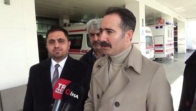 ogrenci velisi -  Kırıkkale'de, öğrenci velisi öğretmeni maket bıçakla yaraladı