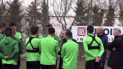 Konyaspor, Yeni Malatyaspor maçına odaklandı - KONYA