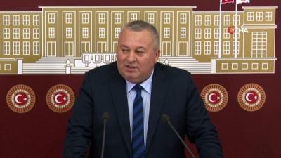 MHP'li Enginyurt: 'İYİ Parti, HDP'nin aday çıkarmayarak CHP'ye destek vermesinin akabinde büyük panik yaşıyor'