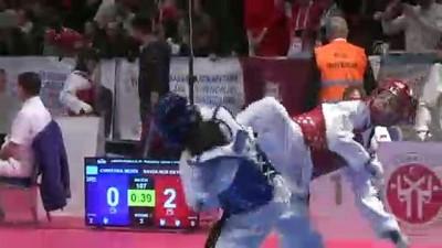 Tekvando: 4. Avrupa Başkanlık Kupası - ANTALYA