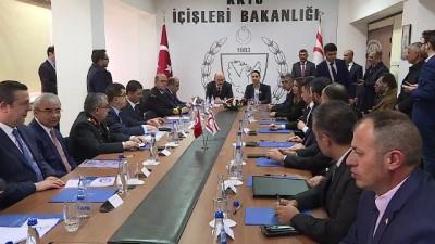 mustesna - Türkiye ile KKTC, veri paylaşımı ve göç konularında iş birliği yapacak - LEFKOŞA