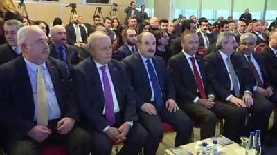 odul toreni - Varank: 'Sektör çeşitliliği ve yapılan işlerin niteliği Ankara sanayisiyle bir kez daha gurur duymamı sağladı' - ANKARA