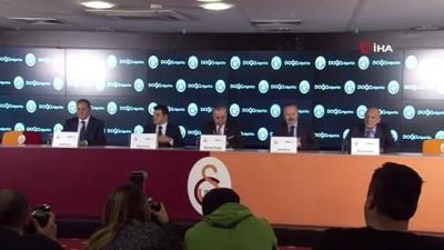 Galatasaray Erkek Basketbol Takımı'nın isim sponsoru Doğa Sigorta oldu -1-