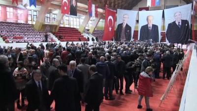 MHP'nin kuruluşunun 50. yıl dönümünü kutlanıyor - ADANA