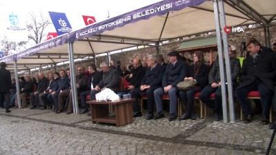 ali il -  Akçaray tramvay hattının 2. etabında seferler törenle başladı