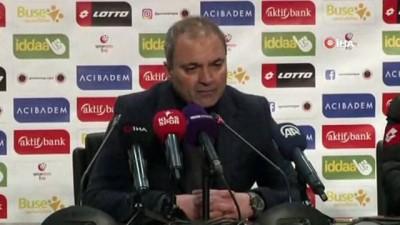 """Erkan Sözeri: """"Kulübümüz maddi ve manevi oyuncuları destekliyor"""""""