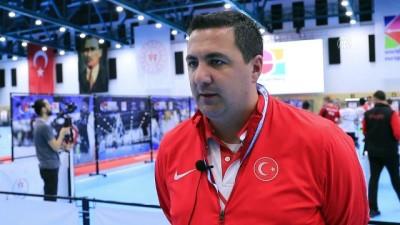 'Amacımız olimpiyat madalyası kazandıracak takımla Tokyo'ya gitmek' - SAMSUN