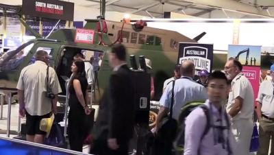 guney yarim kure - Avustralya Uluslararası Havacılık Fuarı başladı - MELBOURNE